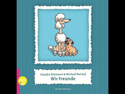 Kinderbuchvideo: »Wir Freunde« – Ein Hopelit-Projekt