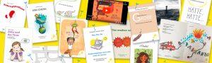 Bücher zu Corona und anderen Krisen, die Hoffnung schenken und Freude bringen