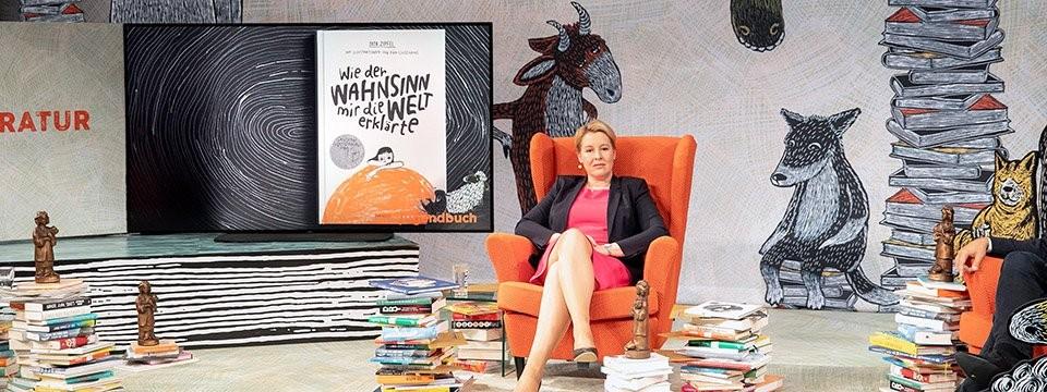 Deutscher Jugendliteraturpreis vergeben